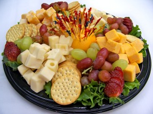 Are Cheese Trays Healthy Food