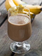 chcolate shake